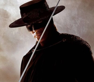 The Mask of Zorro online