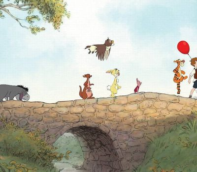 Pooh's Grand Adventure: The Search for Christopher Robin online