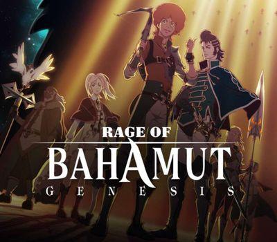 Rage of Bahamut online