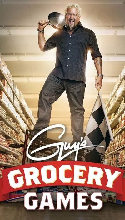 Guy's Grocery Games movie