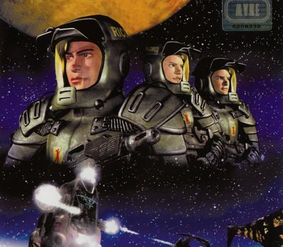Roughnecks: Starship Troopers Chronicles online