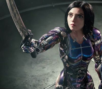 Alita: Battle Angel online
