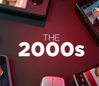 The 2000s online