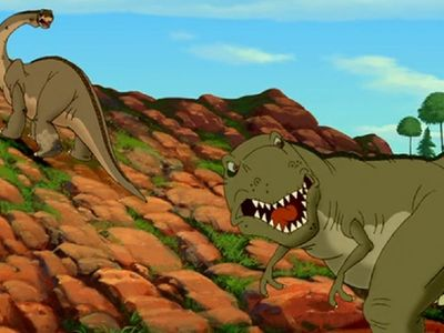watch The Land Before Time X: The Great Longneck Migration streaming