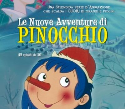 Pinocchio: The Series online