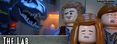 LEGO Jurssic World: Echapper à l'Indoraptor online