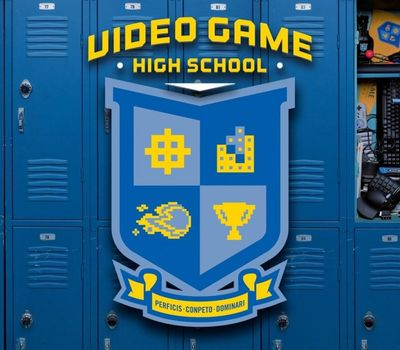 Video Game High School online