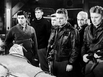 watch The Thing from Another World streaming
