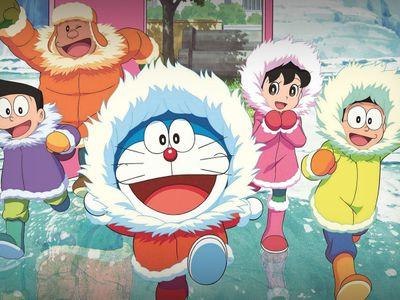 watch Doraemon: Nobita's Great Adventure in the Antarctic Kachi Kochi streaming
