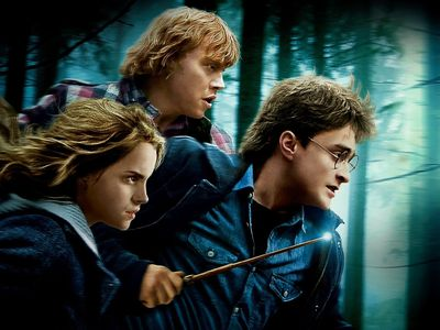 watch Harry Potter and the Deathly Hallows: Part 1 streaming