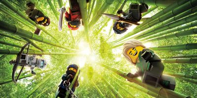 LEGO Ninjago: Le film STREAMING