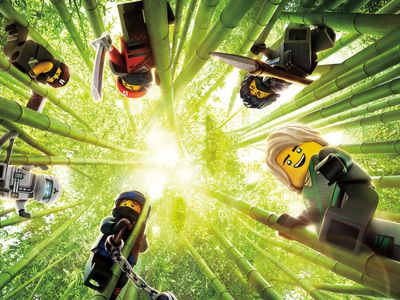 watch The Lego Ninjago Movie streaming
