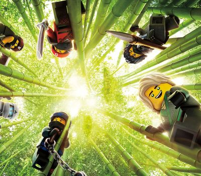 The Lego Ninjago Movie online