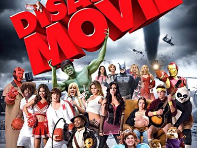 watch Disaster Movie streaming