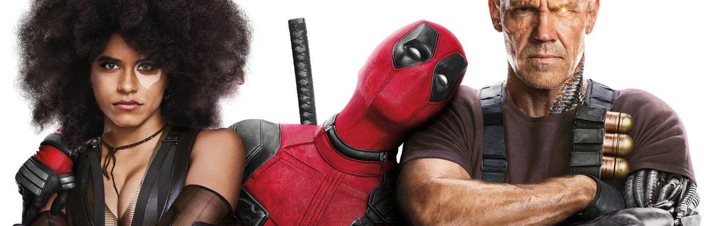Voir film Deadpool 2 en streaming