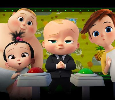 The Boss Baby: Get That Baby! online