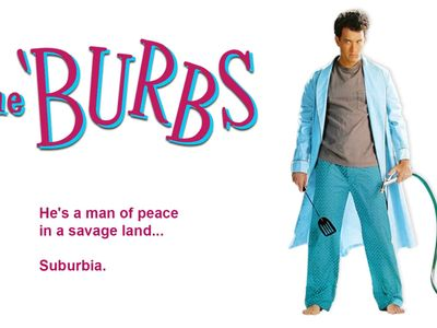 watch The 'Burbs streaming