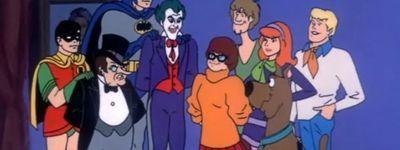 Scooby-Doo ! rencontre Batman online