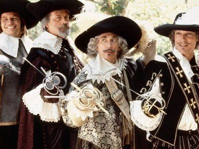 watch The Four Musketeers streaming