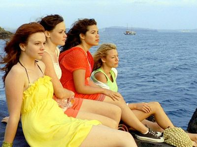 watch The Sisterhood of the Traveling Pants streaming