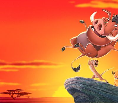 The Lion King 1½ online
