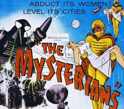 The Mysterians online