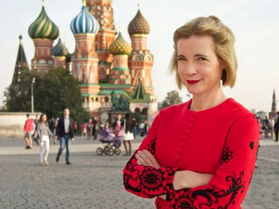 watch Empire of the Tsars: Romanov Russia with Lucy Worsley streaming