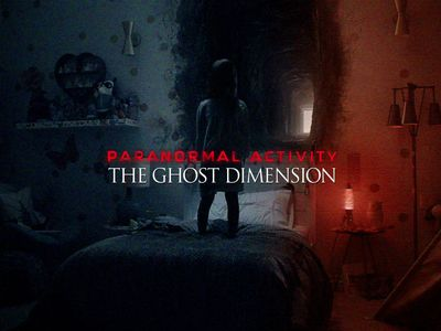watch Paranormal Activity: The Ghost Dimension streaming