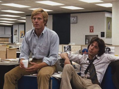 watch All the President's Men streaming