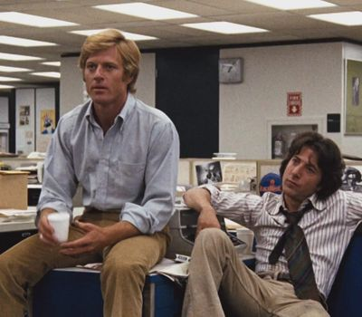All the President's Men online