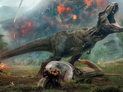 watch Jurassic World: Fallen Kingdom streaming