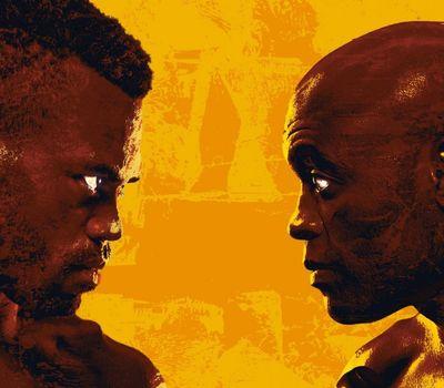 UFC Fight Night 181: Hall vs. Silva online