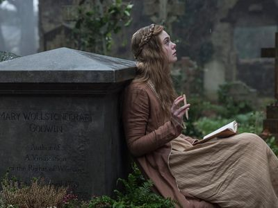watch Mary Shelley streaming