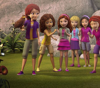 LEGO friends: The Power of Friendship online