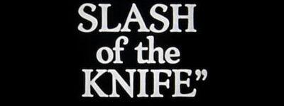 Slash of the Knife online