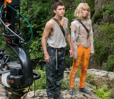 Chaos Walking online