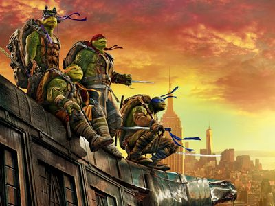 watch Teenage Mutant Ninja Turtles: Out of the Shadows streaming