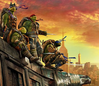 Teenage Mutant Ninja Turtles: Out of the Shadows online