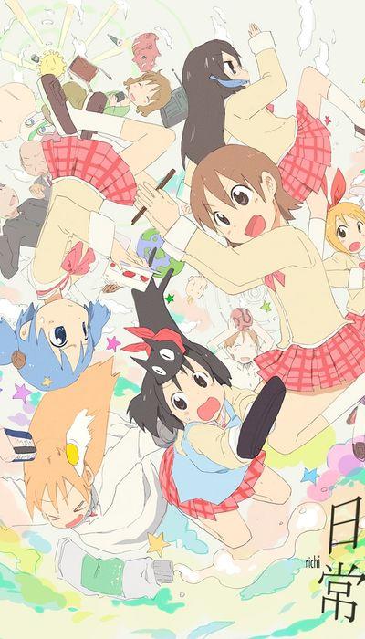 Nichijou movie