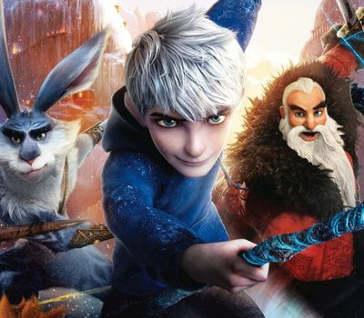 Rise of the Guardians online