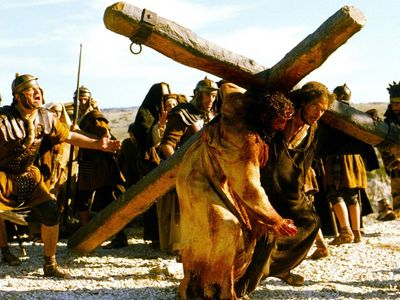 watch The Passion of the Christ streaming