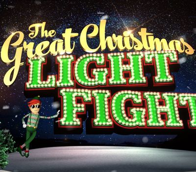 The Great Christmas Light Fight online