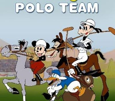 Mickey's Polo Team online