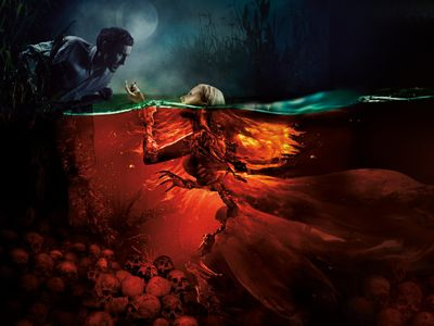 watch The Mermaid: Lake of the Dead streaming