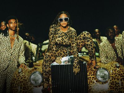 watch Black Is King streaming