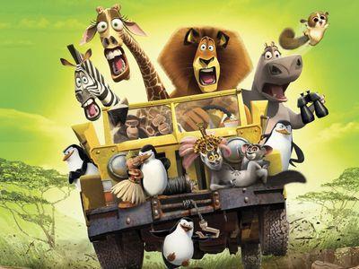 watch Madagascar: Escape 2 Africa streaming