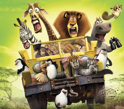 Madagascar: Escape 2 Africa online