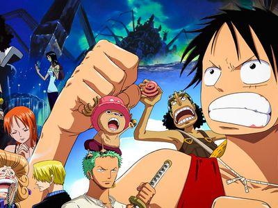 watch One Piece: Giant Mecha Soldier of Karakuri Castle streaming