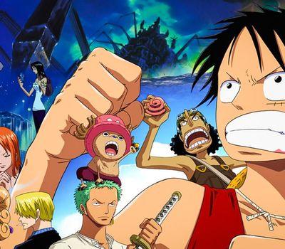 One Piece: Giant Mecha Soldier of Karakuri Castle online