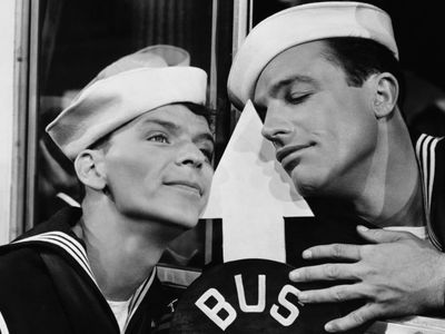watch Anchors Aweigh streaming